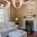 Easy home staging tips