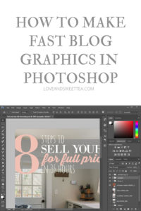 Make Fast Photoshop Blog Graphics