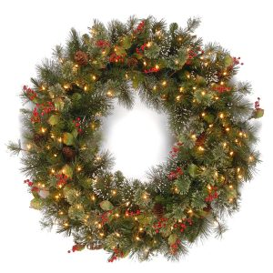 National Tree Wreath