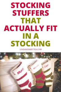 Is finding stocking stuffers for the whole family always an expensive ordeal? Find out how to make family stockings a event everyone will look forward to.
