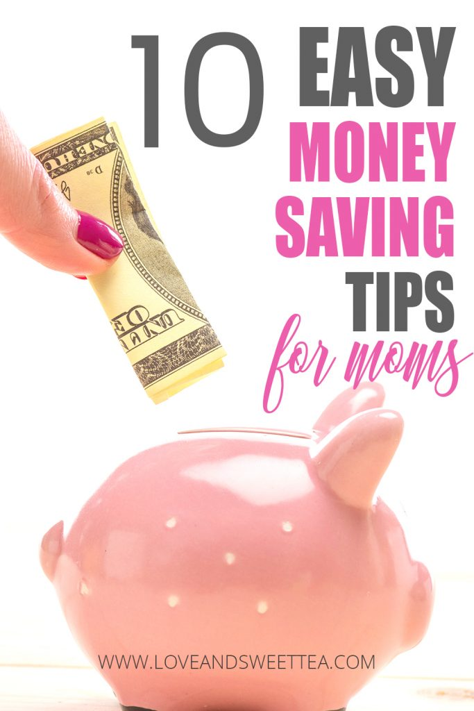 If you are saving money to work from home, these simple money saving tips for moms will help. I've been able to stay home with my son since he was born and these easy tips keep us on budget and saving money.